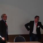 Thomas Hoffmann und Lutz Kreuzer mit wichtigen Tipps