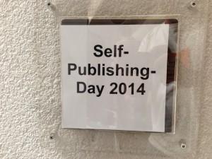 Willkommen beim Selfpublishingday 2014